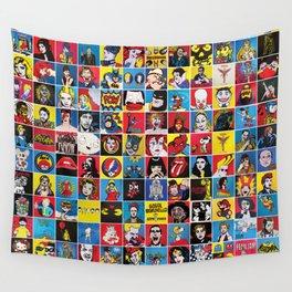 Jersey Jenem Pop Art Wall Tapestry