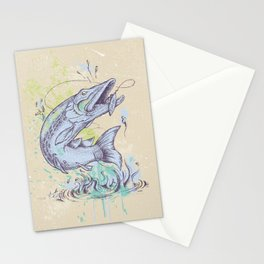 Pike Dream Stationery Cards