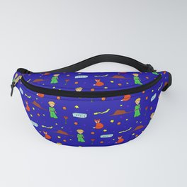 """The Little Prince"" Pattern Fanny Pack"