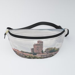 Village in Piedmont / Italy Fanny Pack