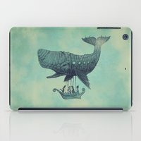 sea iPad Cases featuring Tea at 2,000 Feet by Eric Fan