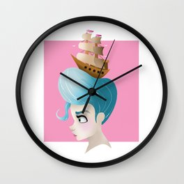 AVAST Wall Clock
