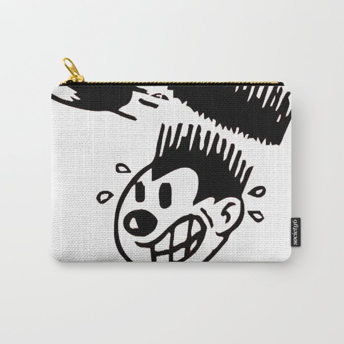 Nervous Records Carry-All Pouch