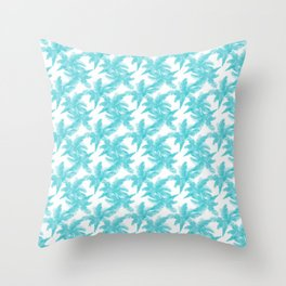 Resort Palm Collection Throw Pillow