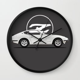 The 240 Z Wall Clock
