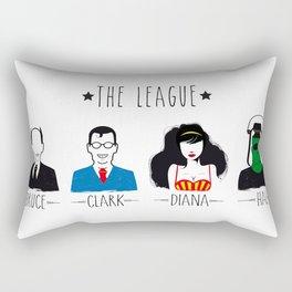 THE LEAGUE Rectangular Pillow