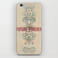 Future Forever iPhone & iPod Skin