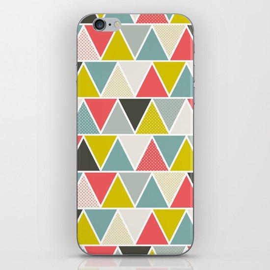 Triangulum iPhone Skin