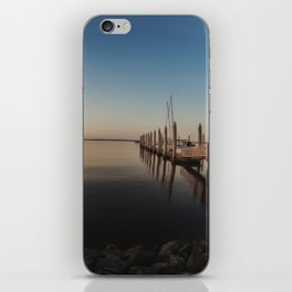 Sunrise Over the St. John's River iPhone Skin