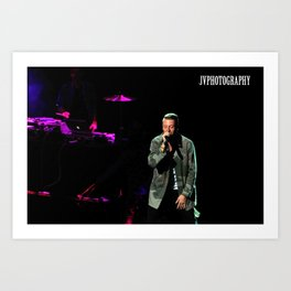 Macklemore & Ryan Lewis, Eugene, OR  Art Print
