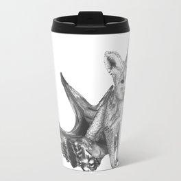 Combinations #4 - Fox / Hermit Crab Travel Mug