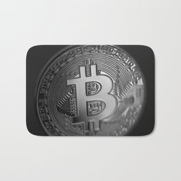 Bitcoin 11 Bath Mat