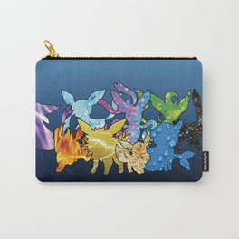 """The Dream Team"" - X & Y Eeveelutions Carry-All Pouch"