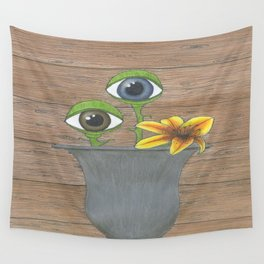 portrait Wall Tapestry