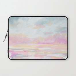 So Alive - Bright Ocean Seascape Laptop Sleeve