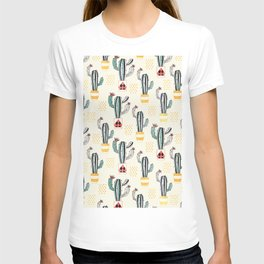 Cactus in a Pot small-scale T-shirt