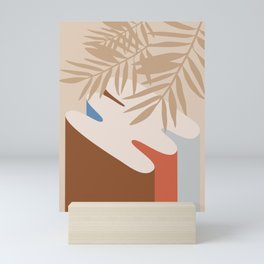 Tropical Breeze 01 Mini Art Print
