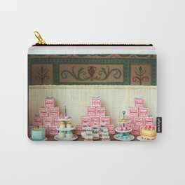 Mendl's Carry-All Pouch