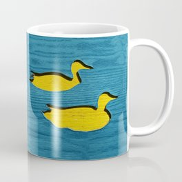 Ducks Coffee Mug