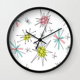 Atomic print Wall Clock