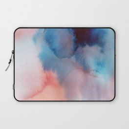Soft in pink Laptop Sleeve