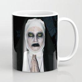 Valak Praying Coffee Mug
