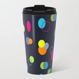 Candies Pattern Travel Mug