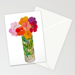 Spring Bunch Stationery Cards