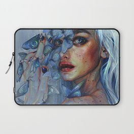Lunar Pollen Laptop Sleeve