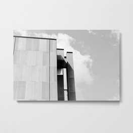 Architecture (I) Metal Print