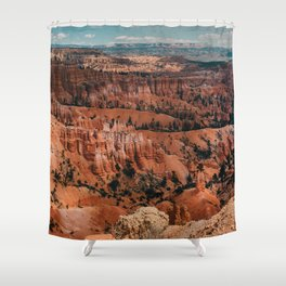 Canyon canyon Shower Curtain