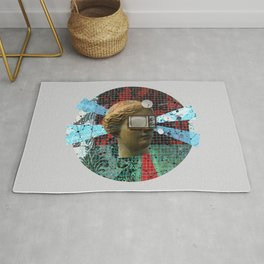 Wonder Wood Dream Mountains - The Demon Cleaner Series · Hall of the Mountain Grill · Crop Circle Rug
