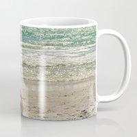 shiba Mugs featuring Shiba Inu by Blue Lightning Creative