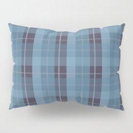 AFE Blue Plaid Pattern II Pillow Sham