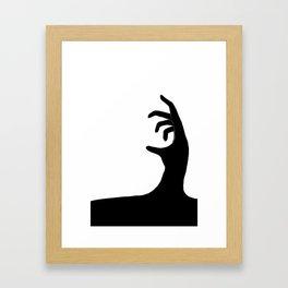 + Charlie  Framed Art Print