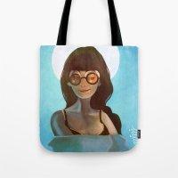 daria Tote Bags featuring Daria by gapinska