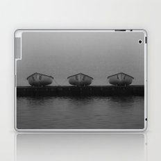 Boats in a Row Laptop & iPad Skin