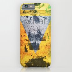 what you do ? iPhone 6 Slim Case