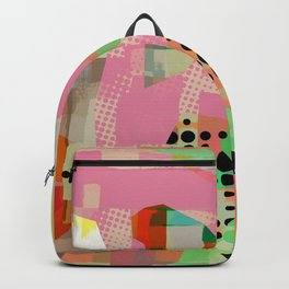 Abstract Painting No. 10 Backpack