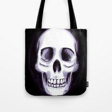 Bones V Tote Bag