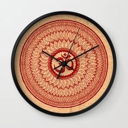 lialiom mandala Wall Clock