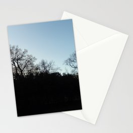 Nature, landscape and twilight 2 Stationery Cards