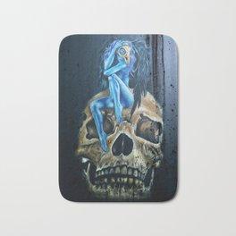 Blue Fairy Bath Mat