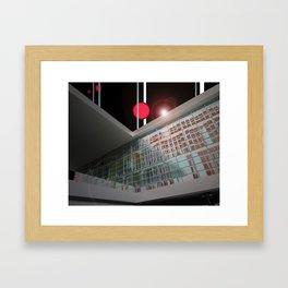 Sheraton Malpensa Framed Art Print