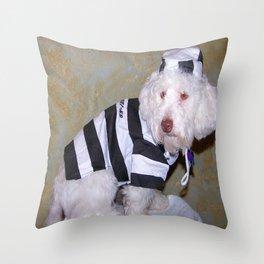 Jail Bait Throw Pillow