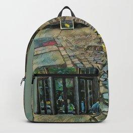 Step Arrows Backpack