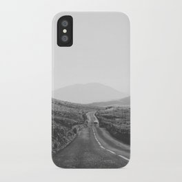 ON THE ROAD III iPhone Case