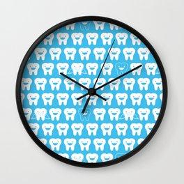 Happy Tooth Fairy Wall Clock