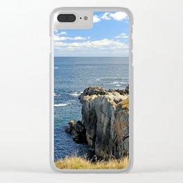Cape Breton, Nova Scotia Clear iPhone Case