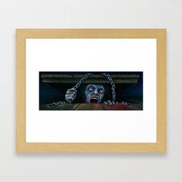 THE EVIL DEAD Framed Art Print